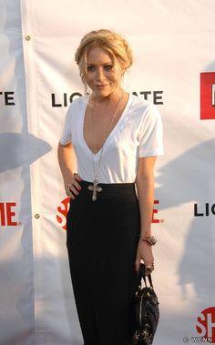 Mary-Kate Olsen style