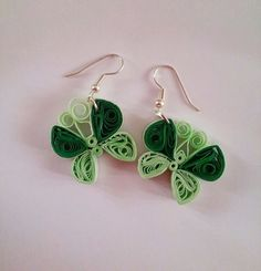 Quilling   Butterfly Hearing ♥ by LedyenWorld on Etsy, £5.00