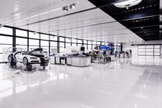 Inside the Incredible Bugatti Chiron Production Facility. Almost as beautiful as the cars themselves.