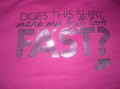 My fav shirt!! Plus it's pink and sparkly <3