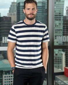 September 2019 TIFF presenting Endings Beginnings Jamie Dornan, Christian Grey, Kim Basinger Now, Fallen Tv Series, Fifty Shades Of Grey, Chris Hemsworth, Perfect Man, New Pictures, New Outfits