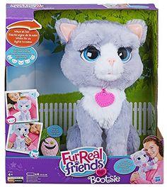Hasbro FurReal Friends B5936EU4 - Katze Bootsie, Plüsch