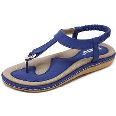 Comfort Slip On Sandals