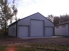 pole barns rv garage | Always, the best part of the job, the final picture of the completed ...