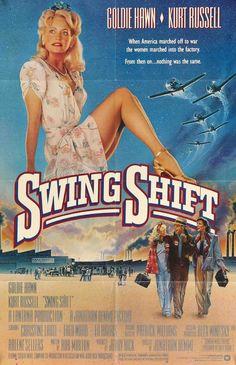 Swing Shift (1984) Original One Sheet Movie Poster