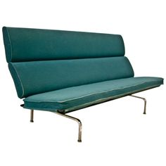 Charles and Ray Eames Compact Sofa for Herman Miller