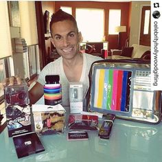 Thanks for including us in your gift basket! #Repost @celebrityhollywoodgifting  Celebrity & Hollywood Gifting just gifted Paolo from A Spoonful of Paolo! #celebrityhollywoodgifting #aspoonfullofpaolo #migearextremex #ecococoon #buckle1922 #thetubbieco #aussiebum #tile #actiiv #hollywood #happy #tiledit  www.thetileapp.com