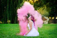 holi pink