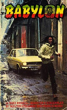 Babylon , 1980 This right here is a CLASSIC. This movie is right up there with Rockers as far as reggae rasta movies. Dancehall Reggae, Reggae Music, Reggae Bob Marley, Dennis Brown, Jah Rastafari, Streaming Hd, See Movie, Music Images, Album Covers