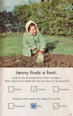 Digging Through the Archives of Scarfolk, the Internet's Creepiest Fake Town.