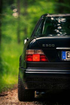 Wolf im Schafspelz - Mercedes-Benz E 500 Limited (W124)
