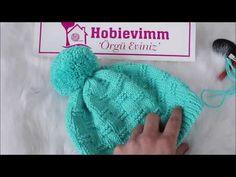 Fingerless Gloves, Arm Warmers, Crochet Baby, Knitted Hats, Knitting, Hair, Youtube, White People, Fingerless Mitts