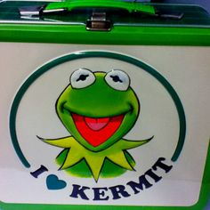 Kermit The Frog Lunchbox