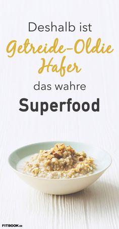 """""""Haferschleim"""" klingt ja nicht so richtig lecker. Mit seinem neudeutschen Titel """"Porridge"""" verhält sich die Sache aber schon ganz anders und ist ein super-beliebtes Frühstück unter Sportlern. Zurecht! FITBOOK verrät, was Haferflocken so wertvoll macht und warum jeder morgens ein paar Löffel davon essen sollte."""