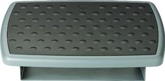 3M Adjustable Foot Rest, 18 Inch Wide Non-skid Platform (FR330) 3M http://www.amazon.com/dp/B000IJ14M6/ref=cm_sw_r_pi_dp_Yik9ub03C2SV2