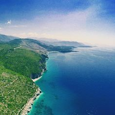 #albania #gjipe #riviera #drone #gopro #aerial #nature #landscape #sea #beach #coast #phantom2 #dji #explore #travel #vacation #dronestagram #dronefly