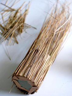 Natural Wheat Bundle Centerpiece - on HGTV Natural Wheat Bundle Centerpiece - o. Natural Wheat Bundle Centerpiece – on HGTV Natural Wheat Bundle Centerpiece – on HGTV This Wheat Centerpieces, Grass Centerpiece, Diy Home Crafts, Fall Crafts, Wood Crafts, Christmas Diy, Christmas Decorations, Preschool Christmas, Deco Nature