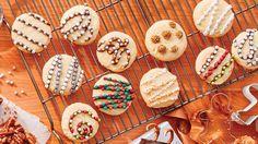 Biscuits sablés des Fêtes