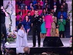 """In The Morning When I Rise (VHS) - Bishop Carlton Pearson,""""Live At Azusa 2"""" n The Morning When I Rise with Lillie """"Mom"""" Pearson and Antonya Pearson. Carlton Pearson Live At AZUSA 2,Precious Memories: Original Release Date: February 11, 1997."""