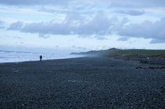 On the beach at Silecroft
