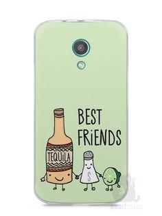 Capa Moto G2 Tequila, Sal e Limão - SmartCases - Acessórios para celulares e tablets :)
