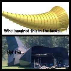 The Hunger Games Cornucopia...Repin if you did!!
