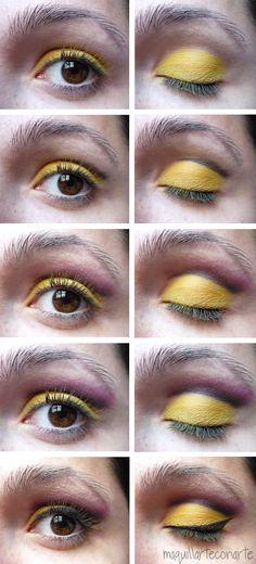 Sombra amarilla...
