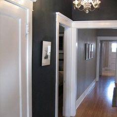 Image result for painted dark hallways