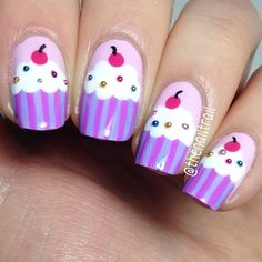 Instagram media by thenailtrail #nail #nails #nailart