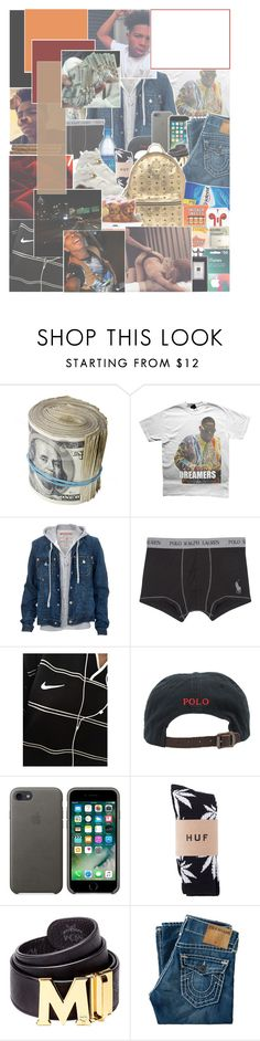 """"""" Grab the wheel , grab the wheel , grab it like I'm tutti """" by dream-ovo ❤ liked on Polyvore featuring True Religion, Polo Ralph Lauren and MCM"""