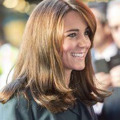 Les coiffures de Kate Middleton