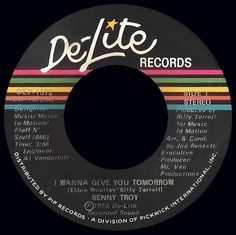 benny troy - i wanna give you tomorrow /// listen to it on http://radioactive.myl2mr.com /// plattenkreisel - circular record shelf, dj booth, atomic cafe, panatomic, records, rod skunk, vinyl, raregroove, crate digging, crate digger, record collection, record collector, record nerd, record store, turntable, vinyl collector, vinyl collection, vinyl community, vinyl junkie, vinyl addict, vinyl freak, vinyl record, cover art, label scan