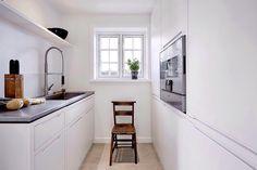 Cabinets and shelf