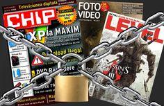 Adio revista Chip & comp. – Statistica unei industrii  Ce mai cumparam Chip pe vremuri... intradevar acum citesc de pe tableta mult mai multe surse de informatii. Oare Chip a murit pentru ca nu s-a reinventat? Internet Explorer, Mai, Erotic, Journals