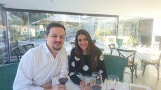 Cuca Roseta e Miguel Gameiro - Restaurante Abraço