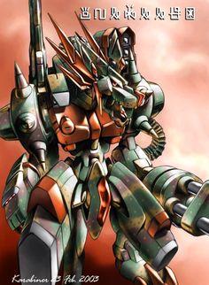 karabinr digimon | Karabiner, Digimon, Cyber, Mecha
