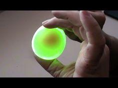 Experimenteren met eieren.