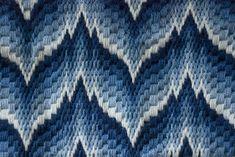 Bargello Needlepoint Pillowtop | por janedsh
