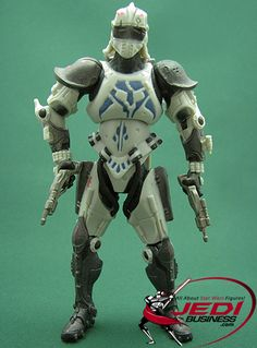 Star Wars Action Figure Durge (With Swoop Bike), Star Wars Clone Wars 2003-2005