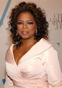 Oprah Winfrey, even though she became one of the wealthiest and influencial women in the world she never forgot where she came from and stayed true to herself. I admire her caring and giving spirit.