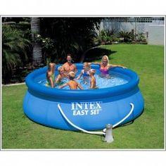 Intex Schwimmring-Pumpe