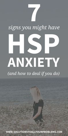 7 Signs You Have HSP Anxiety- Highly Sensitive Person with anxiety? Here are seven signs you might have HSP anxiety and steps you can take to move forward without anxiety holding you back. Health Anxiety, Social Anxiety, Stress And Anxiety, Mental Health, Anxiety Facts, Women's Health, Highly Sensitive Person Traits, Wellness, Natural Remedies