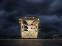 https://flic.kr/p/GKC4Yg | Museu do Amanhã | Praça Mauá, Centro da Cidade.  Rio de Janeiro, Brasil.  ______________________________________________  Museum of Tomorrow  At Mauá Square, Rio de Janeiro, Brazil. Have a gorgeous Sunday! :-)  ______________________________________________  Buy my photos at / Compre minhas fotos na Getty Images  To direct contact me / Para me contactar diretamente: lmsmartins@msn.com