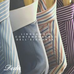 Le nostre #camicie sartoriali, tutte rigorosamente #madeinitaly