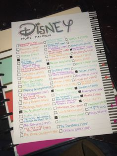 2020 Goal with my two year old.watch every Disney movie, 12 out of 66 in her two years of life isn't a bad start, right? Netflix Movie List, Netflix Shows To Watch, Movie To Watch List, Disney Movies To Watch, Disney Marathon, Movie Marathon, Old Disney, Disney Plus, Bullet Journal Writing