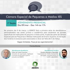 """Folder para divulgação da """"Câmara Especial PMIES""""  Empresa: ABMES"""
