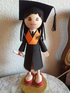 Linda graduada