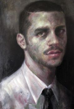 oil on canvas portrait Guy Drawing, Oil On Canvas, Portrait, Drawings, Painting, Art, Men, Art Background, Headshot Photography