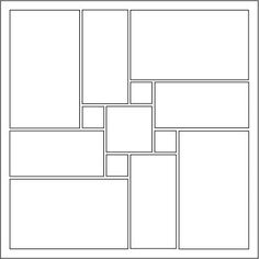 Scrapbook Templates, Scrapbook Sketches, Card Sketches, Scrapbook Paper Crafts, Scrapbook Pages, Scrapbook Layouts, Stained Glass Patterns Free, Stained Glass Quilt, Mosaic Patterns