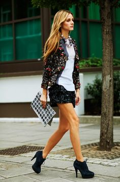 Olivia Palermo- love her style